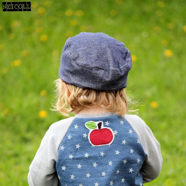 Applikationsvorlage Apfeligel von Lange Hand