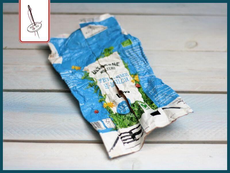 DIY Schwimmkerzen aus Tetrapack basteln