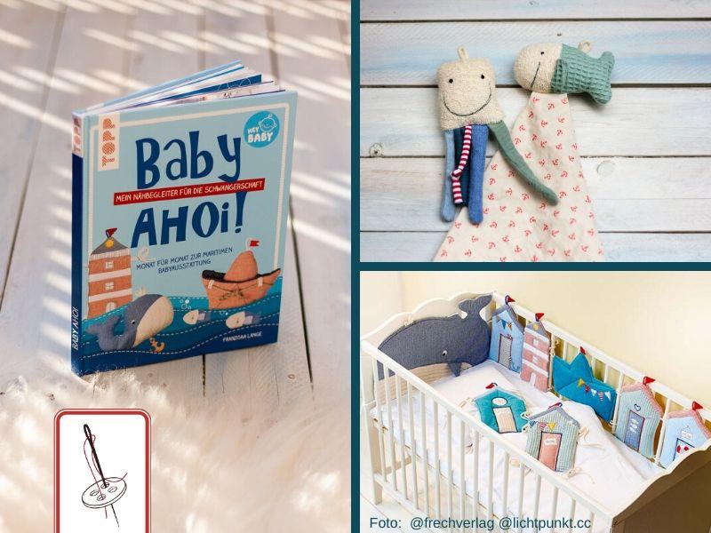 Baby ahoi – nähen in der Schwangerschaft