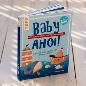 """Buch """"Baby, Ahoi"""" Mein Nähbegleiter für die Schwangerschaft"""