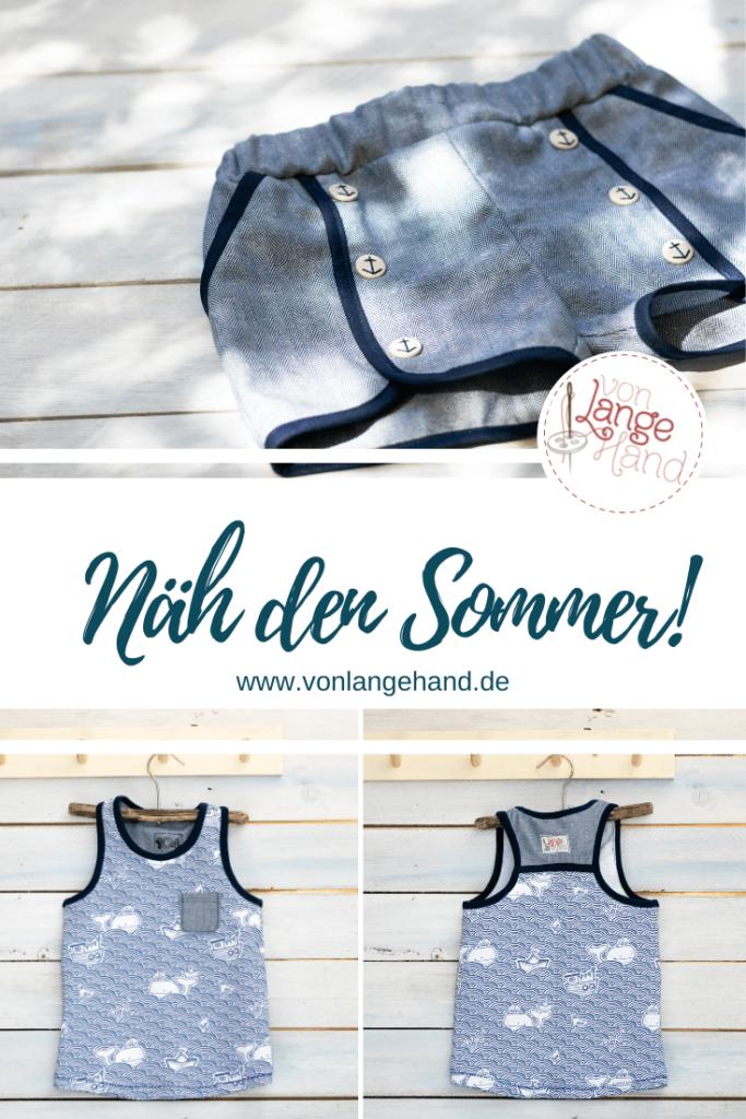 Näh Dir den Sommer Pinterest Pin
