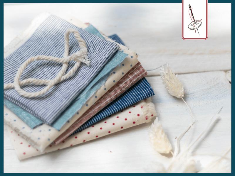 Baumwoll- und Leinenstoffe von Stoffe Hemmers